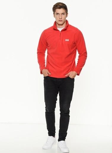 Helly Hansen Polar Sweatshirt Kırmızı